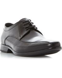 Kenneth Cole - Extra Distance Tramline Gibson Shoes - Lyst