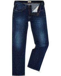 Pepe Jeans - Men's Kingston Zip Mens Jeans - Lyst