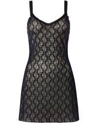 B.tempt'd - Lace Kiss Chemise - Lyst