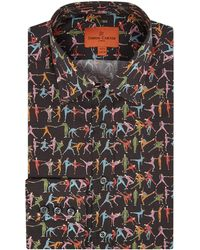 Simon Carter - Men's Exclusive Liberty Tiny Dancer Shirt - Lyst