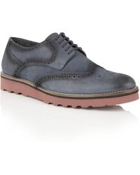 Lotus - Bradshaw Lace Up Brogues - Lyst