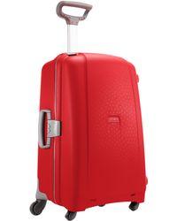 Samsonite - Aeris Red 75cm Large Spinner Suitcase - Lyst