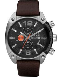 DIESEL - Dz4204 Mens Strap Watch - Lyst