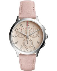 Fossil - Ch3088 Ladies Strap Watch - Lyst
