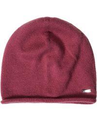 Stefanel - Cashmere Hat - Lyst