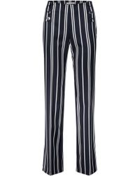 Betty Barclay - Striped Mariner Trousers - Lyst