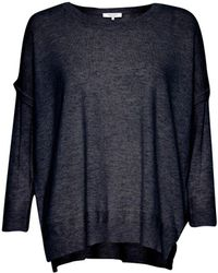Great Plains - Rania Cashmere And Wool Blend Jumper - Lyst