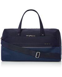 Samsonite - B-lite Icon Blue 55cm Duffle Bag - Lyst