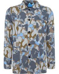 Perry Ellis - Hide Out Print Jacket - Lyst