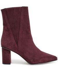 Jigsaw | Neilson Heeled Ankle Boots | Lyst