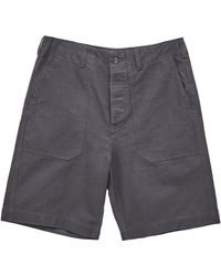 French Connection - Men's Workwear Canvas Shorts - Lyst