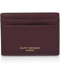 Kurt Geiger - E Card Holder - Lyst
