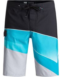 Quiksilver - Men's Slash Fade 21 Board Shorts - Lyst