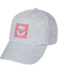 Roxy - Extra Innings B Baseball Cap - Lyst