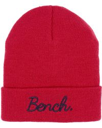 Bench | Turn Up Beanie | Lyst