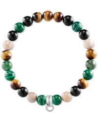 Thomas Sabo - Charm Club Multi-colour Charm Bracelet - Lyst