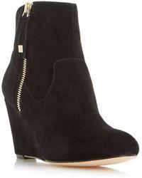 Biba - Ottie Wedge Heel Ankle Boots - Lyst
