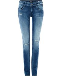 Replay | Rose Skinny-fit Jeans | Lyst