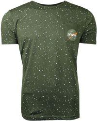 Alpha Industries - Men's Starry T-shirt - Lyst