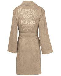 KENZO - Iconic Bath Robe - Lyst
