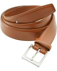 Skopes | Tan Leather Belt | Lyst