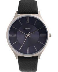 Pilgrim - Gorgeous Watch With Retro Undertones - Lyst