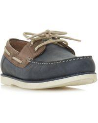 Howick - Ballast 2 Eye Boat Shoes - Lyst