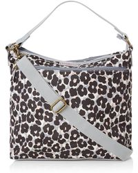 Dolce Gabbana Leopard Print Changing Bag With Washbag And Mat