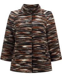 James Lakeland - Stripe Jacket - Lyst