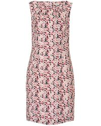 Betty & Co. - Printed Shift Dress - Lyst