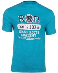 Raging Bull   Men's Big And Tall Rb Academy Tee   Lyst