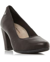 Hush Puppies - Minham Meaghan Almond Toe Court Shoes - Lyst