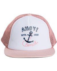 Bench | Ahoy! Cap | Lyst