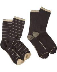 White Stuff - Plain Sock 2 Pack - Lyst