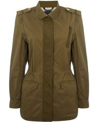 Maison Scotch - Jacket With Detatchable Sleeves - Lyst