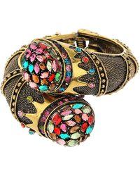 Mikey - Antique Design Bracelet - Lyst
