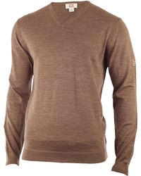 Cutter & Buck - Merino V Neck Jumper - Lyst