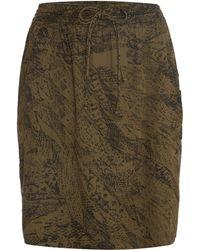 Noa Noa - Knee Lenght Skirt - Lyst