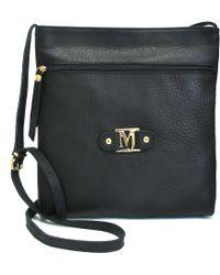Marta Jonsson - Cross Body Bag With Zipper - Lyst