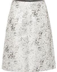 Ellen Tracy - A Line Skirt - Lyst