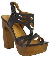 Betsy - Platform Heels - Lyst
