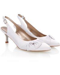 Jacques Vert - Side Bow Shoe - Lyst