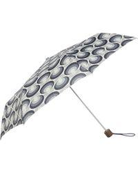 Orla Kiely - Minilite-2 Seventies Flower Umbrella - Lyst