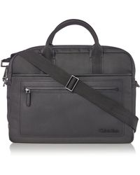 CALVIN KLEIN 205W39NYC - Zone Nylon Laptop Bag - Lyst