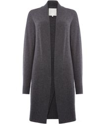 Part Two - Simple Yet Stylish Cardigan Crafted From A Soft C - Lyst