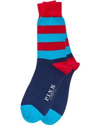 Thomas Pink - Finchley Stripe Socks - Lyst