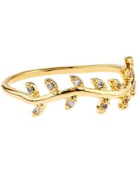 Accessorize - Delicate Vine Band Ring - Lyst