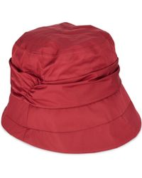James Lakeland - Cloche Style Rain Hat - Lyst