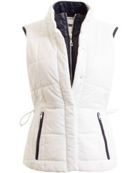 Green Lamb - Jess Quilted Gilet - Lyst