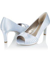 Jacques Vert - Woven Detail Shoe - Lyst